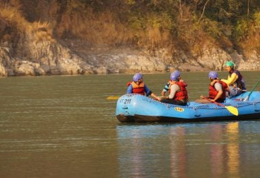 Rishikesh. A place so delightful you will never forget. - Justwravel