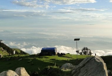 Trek to Triund and Ilaqa Pass - Justwravel