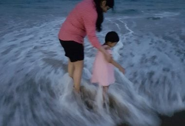 A Mother's Tale : Traveling with a baby - Justwravel