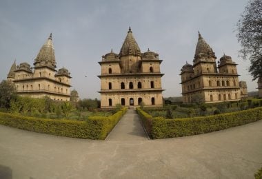 Trip to Khajuraho and Orchha - Justwravel