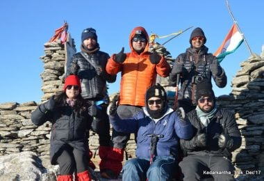 Kedarkantha Trek during New Year - Justwravel