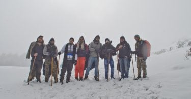 Nag Tibba Trek - A Weekend Trek from Delhi - Justwravel