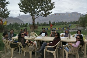 Lunch Time at Leh