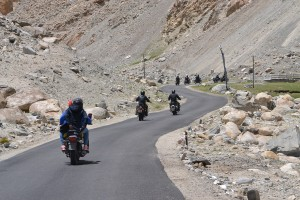 Towards Pangong