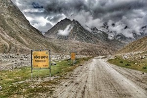 Road to Manali from Spiti