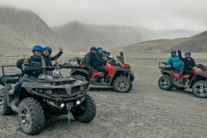 ATV Ride in Nubra