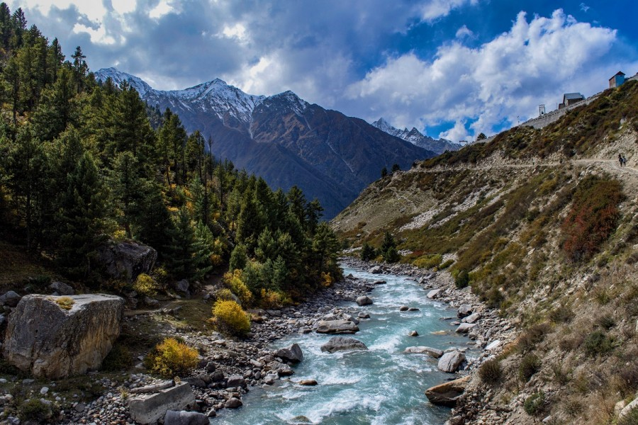 Road to Chitkul